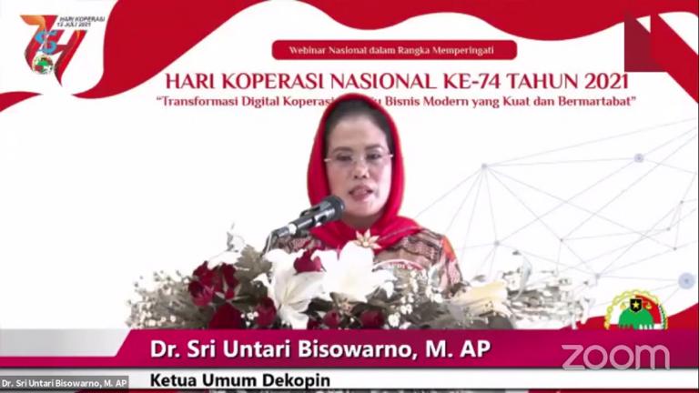 Dr Sri Untari Bisowarno MAP
